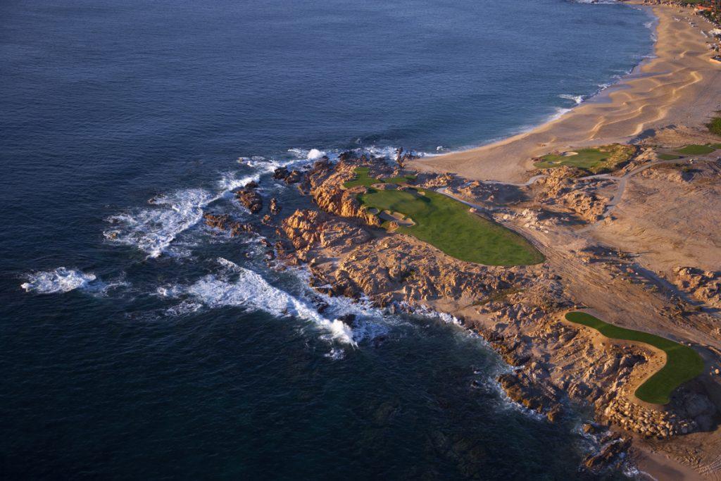Resort golf in Mexico, Cabo San Lucas