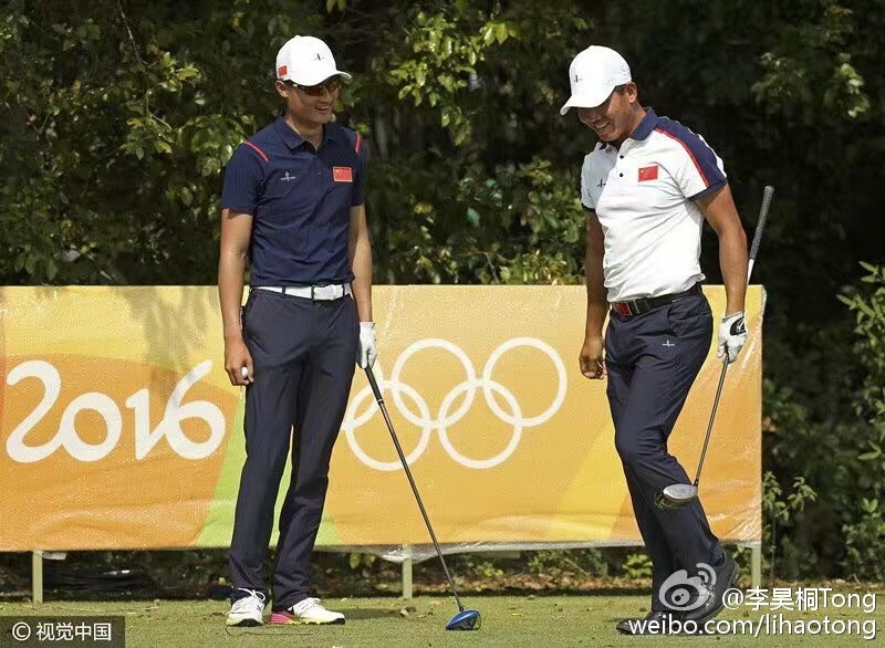 china golf olp