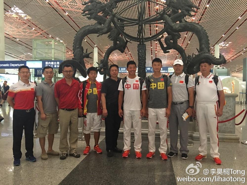 china olympic golf