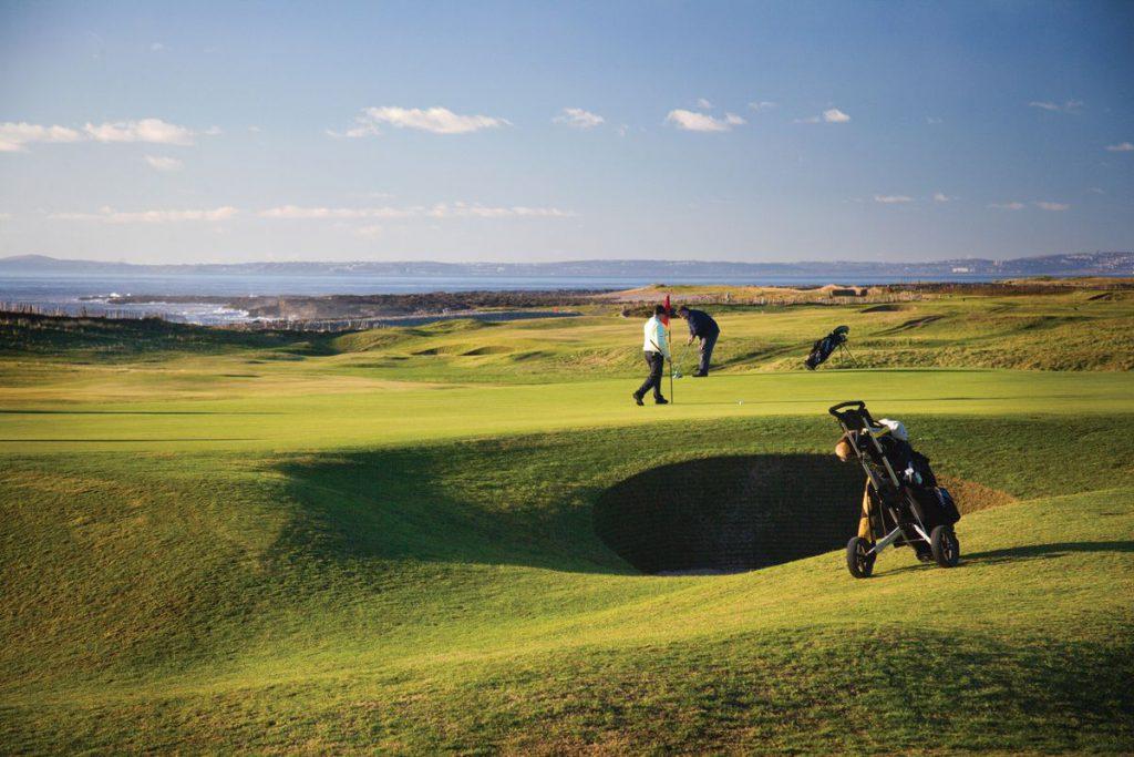 Winter Royal Porthcawl Golf Club South Golf Activities & Sports